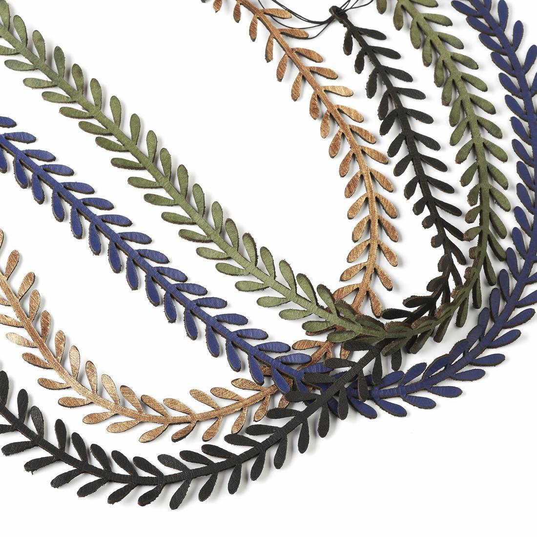 LAUREL Necklace / Crown Headband