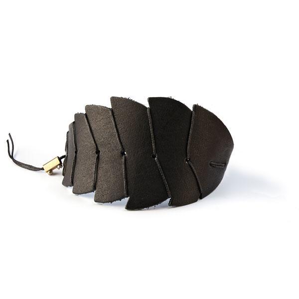 Christina Skouloudi Design Studio Fylla Bracelet Black